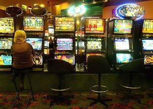 The real menace - poker machines